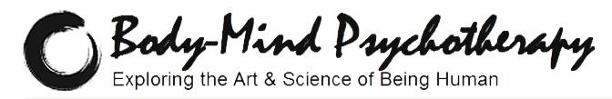 Body-Mind Psychotherapy